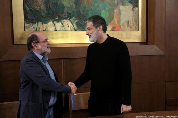 Συνεργασία της Βουλής των Ελλήνων και της Εθνικής Λυρικής Σκηνής