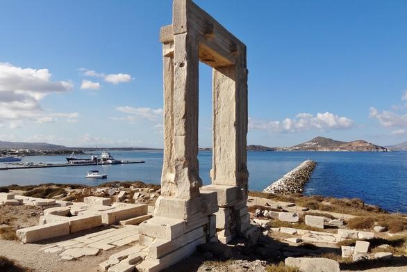 Νάξος: Ο Ναός του Απόλλωνα «μπήκε» στο Google Arts & Culture
