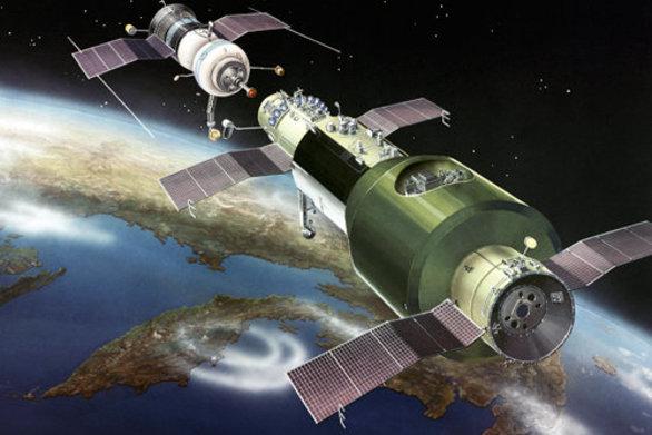 Σαν σήμερα 19 Απριλίου η ΕΣΣΔ σημειώνει ακόμη μία πρωτιά στο διάστημα