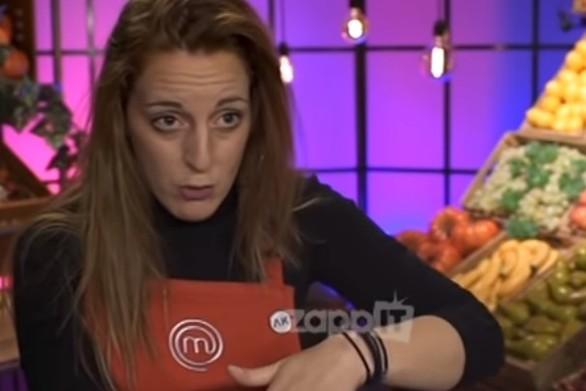 Ξέσπασε η Σπυριδούλα στο MasterChef (video)