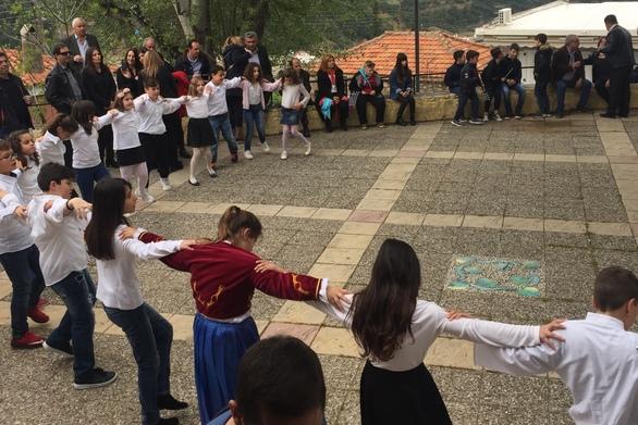Πάτρα: Εκδηλώσεις για την Πρωτομαγιά στην Σκιόεσσα (Βούντενη)