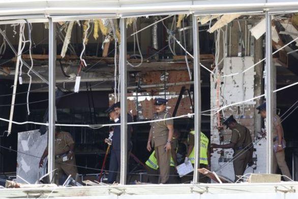 Το ISIS ανέλαβε την ευθύνη για το μακελειό στη Σρι Λάνκα