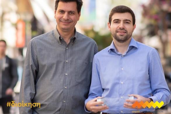 """Πάτρα: Υποψήφιος δημοτικός σύμβουλος με το """"σπιράλ"""" ο δικηγόρος Παναγιώτης Γεωργαντόπουλος"""