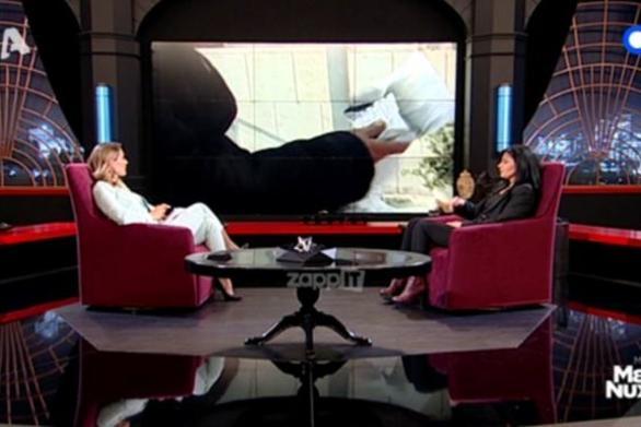 """Διονυσία Κουφολιά: """"Έμεινα 12 ώρες θαμμένη! Σκεφτόμουν αν έχω πόδια…"""" (vids)"""