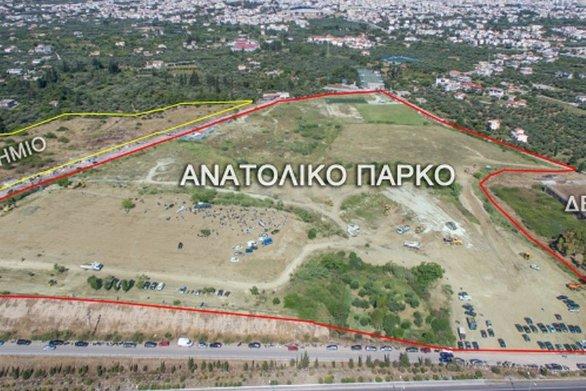 """Πάτρα: Η δέσμευση Τσίπρα ανάβει """"πράσινο""""  για τη δημιουργία του ανατολικού πάρκου"""