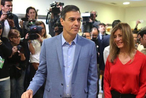 Εκλογές στην Ισπανία: Νίκη Σάντσεθ χωρίς αυτοδυναμία