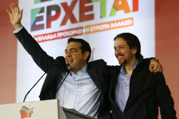 Βαριά ήττα για τους Podemos στην Ισπανία - Η αντίδραση του Αλέξη Τσίπρα