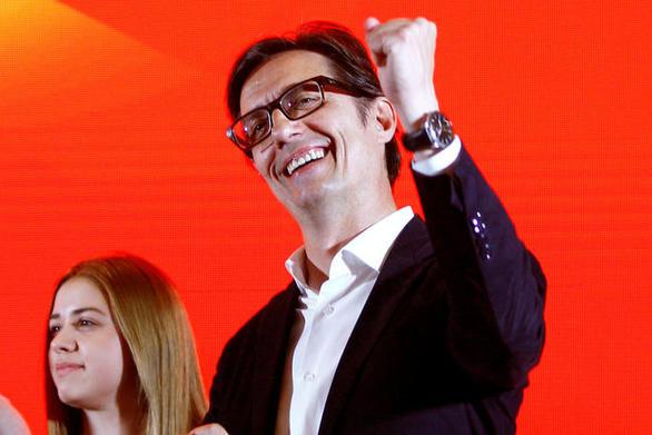 Νέος πρόεδρος της Β. Μακεδονίας ο Πεντάροφσκι