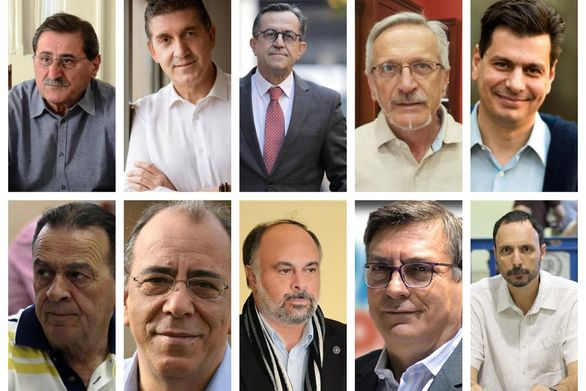 Εκατοντάδες υποψήφιοι στον δήμο της Πάτρας από τους 10 συνδυασμούς - Δείτε όλα τα ονόματα