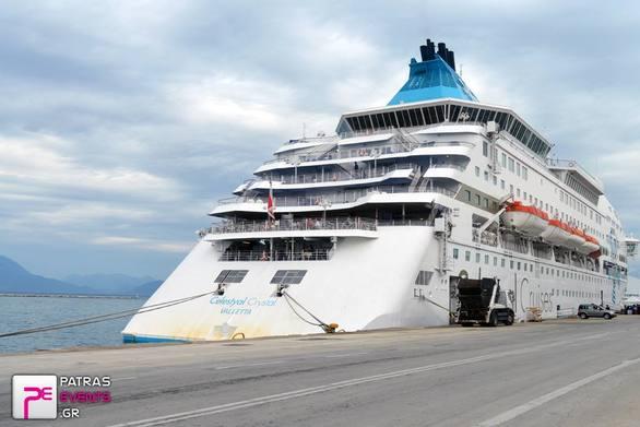 """Γιατί τα κρουαζιερόπλοια δεν έρχονται στην Πάτρα; Η """"ελίτ"""" του τουρισμού την προσπερνά!"""