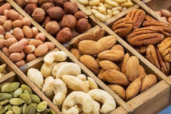 Η κατανάλωση ξηρών καρπών βοηθά στην εγκυμοσύνη