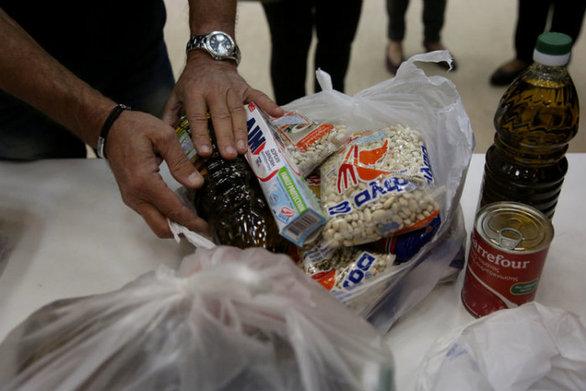 Αναδιανομή τροφίμων στους δικαιούχους του ΤΕΒΑ Π.Ε. Αχαΐας