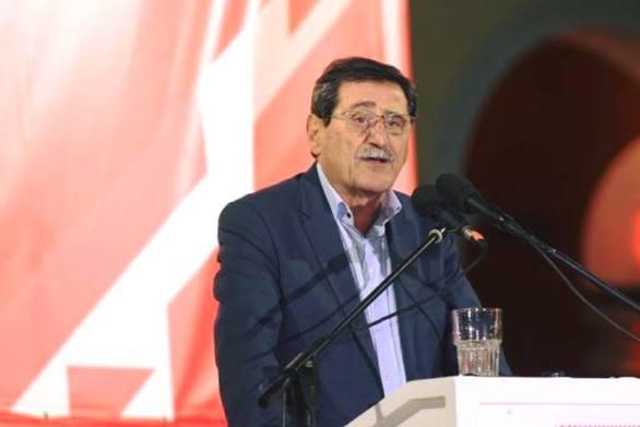 Πελετίδης: Νίκη της Λαϊκής Συσπείρωσης στην Πάτρα από την 1η Κυριακή