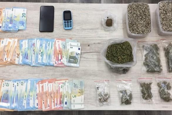 Συνελήφθησαν διακινητές ναρκωτικών στην Πάτρα