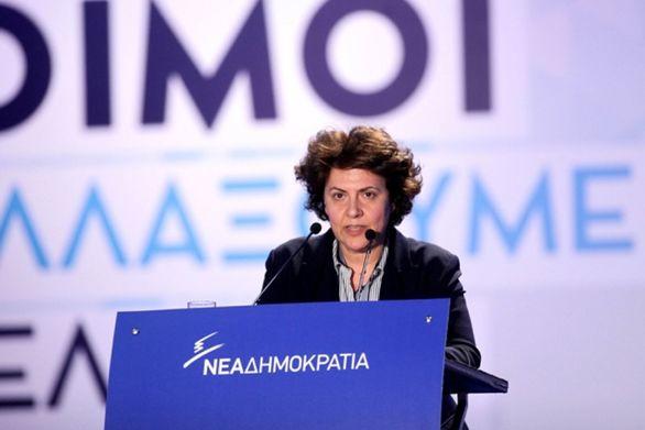 """Αθηνά Τραχήλη: """"Κυβέρνηση σε φάση αποδρομής"""""""