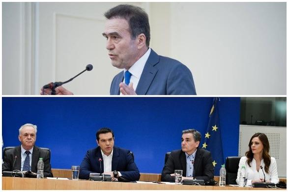"""Γιώργος Κουτρουμάνης για παροχές ΣΥΡΙΖΑ: """"Προσπαθεί να αντιστρέψει το εις βάρος του κλίμα"""""""