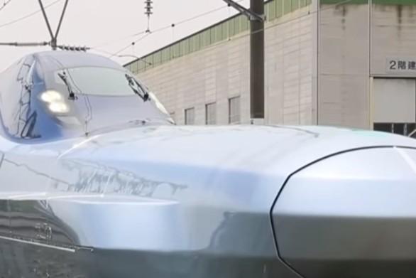 Ιαπωνία: Το πιο γρήγορο τρένο στον κόσμο θα πιάνει τα 400 χλμ/ώρα (video)