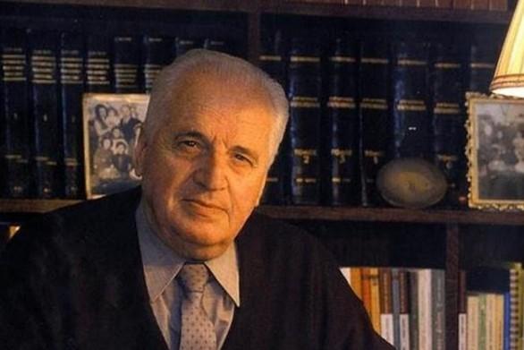 """Νίκος Νικολόπουλος: """"Ο Βασίλης Λάζαρης άφησε ογκώδες έργο στην κρίση μας"""""""
