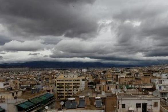 Δυτική Ελλάδα: Αλλαγή σκηνικού του καιρού με βροχές και καταιγίδες