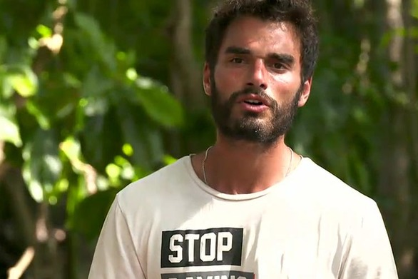 Survivor: Αποχώρησε ο Atakan Isiktutan! (video)