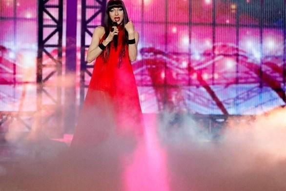 Η Dana International επέστρεψε στη Eurovision, 21 χρόνια μετά τη νίκη της! (video)