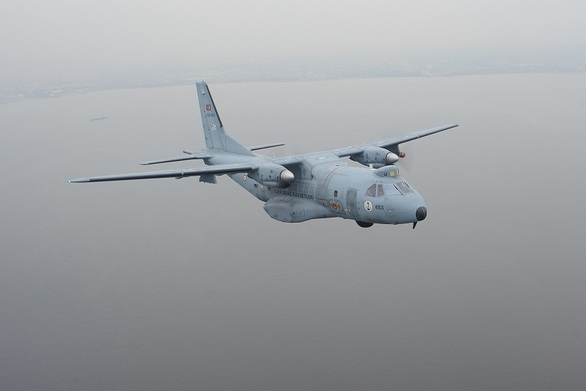 Πρόκληση στην περιοχή του Άη Στράτη από τουρκικό CN-235