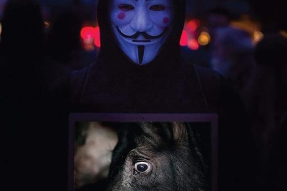 Έρχονται στην Πάτρα οι Ανώνυμοι για να σώσουν τα ζώα και να δείξουν την αλήθεια τους!