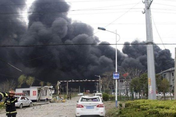 Κίνα: Κατέρρευσε κτίριο στη Σαγκάη