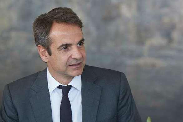 """Μητσοτάκης: """"Οι ευρωεκλογές είναι το πρώτο ημίχρονο"""""""