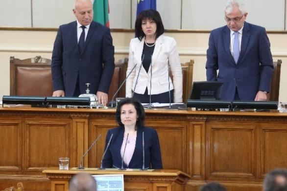 Βουλγαρία: Νέα υπουργός Γεωργίας η Ντεσισλάβα Τάνεβα