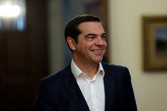 """Αλέξης Τσίπρας: """"Στις ευρωεκλογές θα καταρρεύσει η απάτη του κ. Μητσοτάκη"""""""