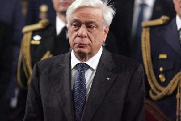 """Προκόπης Παυλόπουλος: """"Οι θύτες να εκφράσουν μια ειλικρινή συγγνώμη"""""""