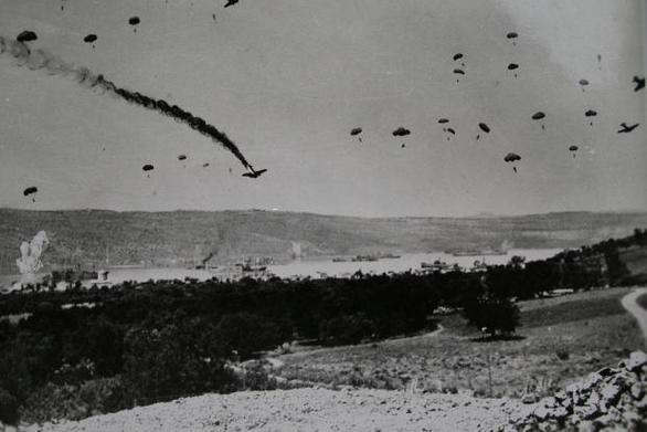 Σαν σήμερα 20 Μαΐου αρχίζει η Μάχη της Κρήτης