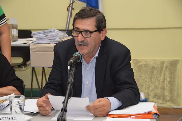 """Καννελόπουλος: """"Οι Νεοδημοκράτες δεν θα γίνουν «συνέταιροι» στην οπισθοδρόμηση της Δημοτικής αρχής Πελετίδη"""""""