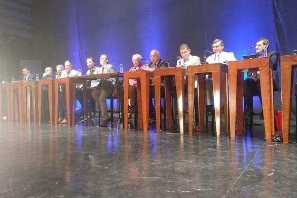 Κοντά στις 3 ώρες κράτησε το debate των υποψηφίων δημάρχων της Πάτρας (video)