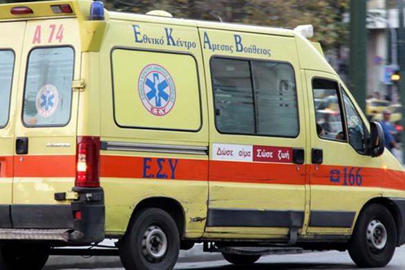 Πάτρα: Tροχαίο ατύχημα με τραυματισμό δικυκλιστή