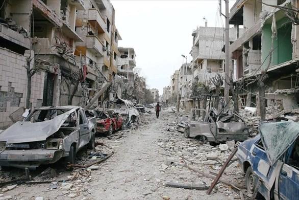 Συρία - Υπάρχουν ενδείξεις για χρήση χημικών όπλων από τον Άσαντ