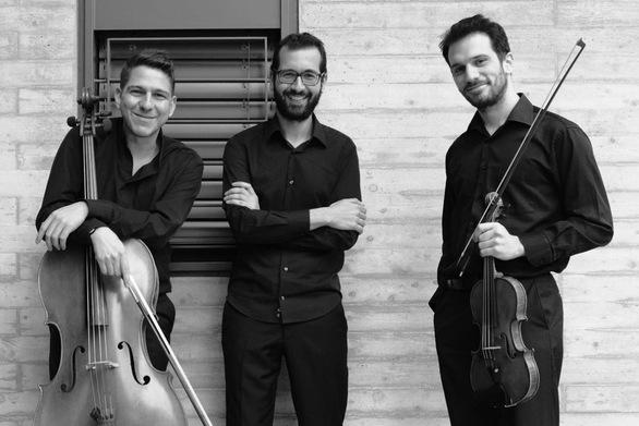 """Συναυλία του """"Piano Trio El Greco"""" στην Πάτρα!"""