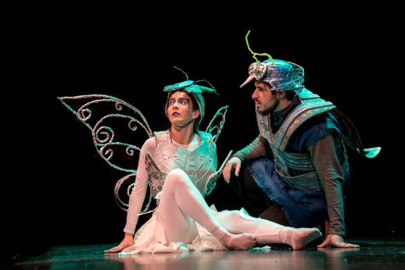 """Πάτρα - Με εξαιρετική επιτυχία, η τρίτη παράσταση του έργου """"Τα Μάγια της Πεταλούδας""""!"""