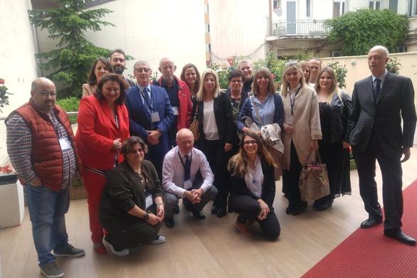 H «Μέριμνα» στο Ευρωπαϊκό Συνέδριο της EASPD στο Βουκουρέστι (φωτο)