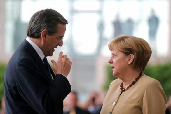 """Αντώνης Σαμαράς: """"Η Μέρκελ μου είχε προτείνει Grexit"""""""