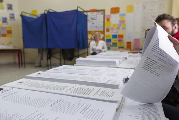 Χωρίς προβλήματα η εκλογική διαδικασία στην Πάτρα