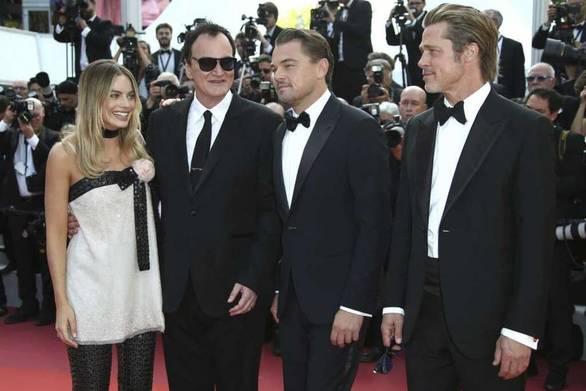 Kουέντιν Ταραντίνο - Η νέα ταινία του έκανε τους κριτικούς να τον χειροκροτούν επί 7 ολόκληρα λεπτά