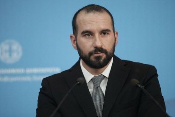 """Δημήτρης Τζανακόπουλος: """"Ο ΣΥΡΙΖΑ δεν φαίνεται να υπέστη στρατηγική ήττα"""""""