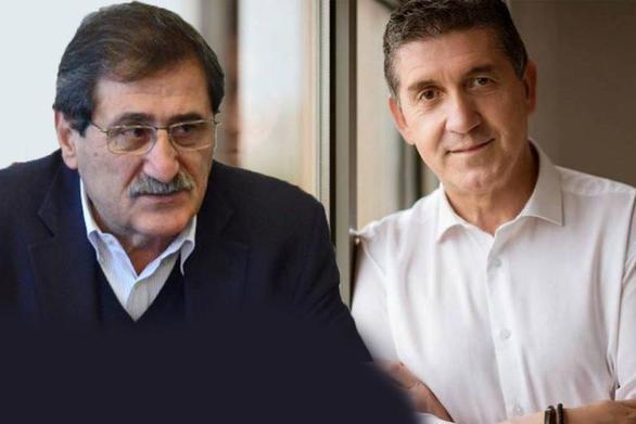 Πάτρα: Πελετίδης - Αλεξόπουλος πάνε στο β' γύρο