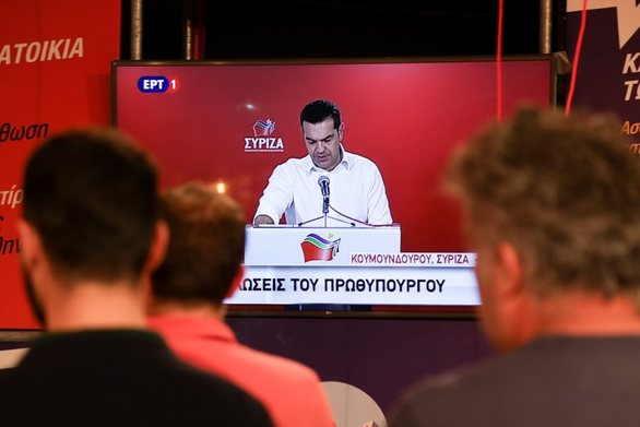 Διεθνή ΜΜΕ για τις ευρωεκλογές στην Ελλάδα: Ηχηρή και συντριπτική ήττα για τον Τσίπρα