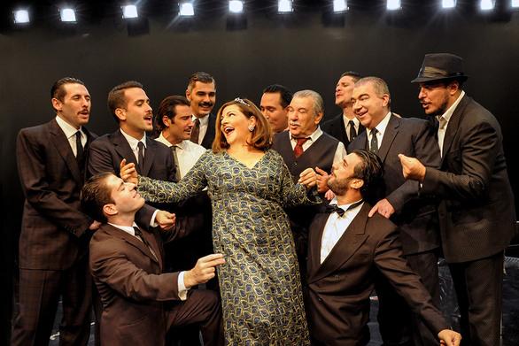 Σε περιοδεία η παράσταση «Μάλιστα κύριε Ζαμπέτα!...» - Πότε θα τη δούμε στην Πάτρα