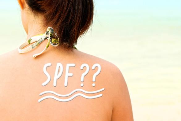 Τι σημαίνει ο δείκτης προστασίας SPF στο αντηλιακό