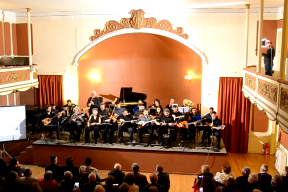 Δύο ιστορικοί χώροι της Πάτρας σμίγουν μέσα από ένα μουσικό ταξίδι!