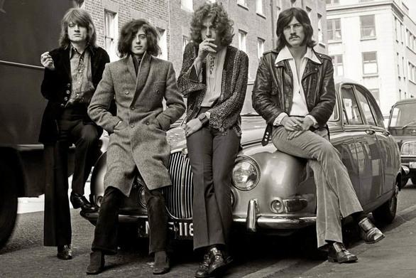 Ετοιμάζεται ντοκιμαντέρ για τους Led Zeppelin (vids)